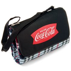 Coca-Cola Blanket Tote