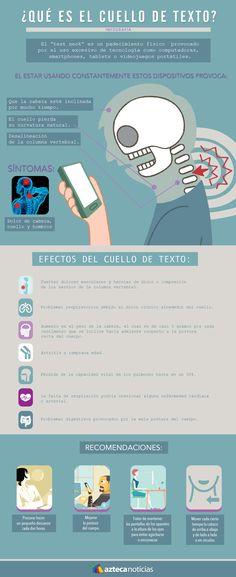 ¿Qué es el cuello de texto? #salud #estudiantes #umayor