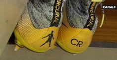 El logo de la celebración de los goles de CR7, imagen de sus nuevas botas - La Jugada Financiera - La Jugada Financiera