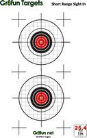 FREE Downloadable airgun targets : Airgun Targets by Gr8fun, Quality airgun targets and air rifle targets