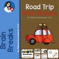 Brain Breaks Road Trip