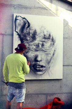 Igor Dobrowolski explores people's past tragedies through his artworks