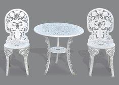 "Studio Job designs ""rock and roll"" garden furniture for Seletti"