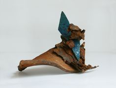 metal, ceramika, 10x15x15 cm, 2014