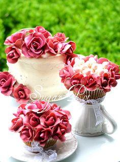 I HeArT U by Sugar Pot...so beautiful!