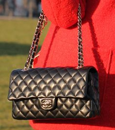 Chanel Timeless Classic, Edition Valentine 2014