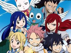 Which Fairy tail Character would be your husband?