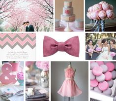 Pink and Gray Wedding Inspiration | COUTUREcolorado WEDDING: colorado wedding blog + resource guide