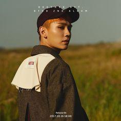 Btob comeback Brother act Ilhoon angle! Yong Jun Hyung, Btob Ilhoon, Minhyuk, Btob Members, Im Hyun Sik, Born To Beat, Hyuna, Japanese Singles, Mini Albums
