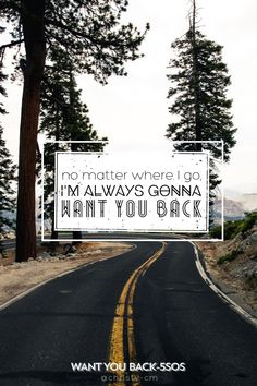 Want you back//5SOS by @christy_cm