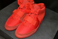 """Nike Air Yeezy 2 """"Red October"""""""