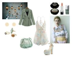 """""""In A World Where The Poems Sound Fake"""" by janny-janny ❤ liked on Polyvore featuring Giorgio Armani, MANGO, Charlotte Russe, Cotton Candy and River Island"""