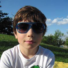 """""""Hutch"""" - die Sonnenbrille für fetzige Piloten!"""
