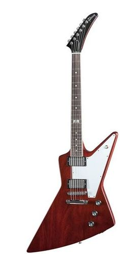 Gibson Explorer 120 Heritage Cherry found this baby today.... Merry Christmas Jacob!