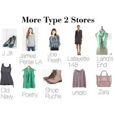 """More Type 2 Stores"" by expressingyourtruth on Polyvore"