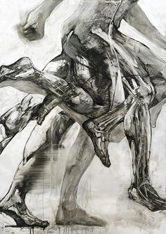 Tomasz Szkodziński - inspired by Edward Muybridge