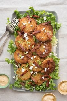 in the kitchen with: tori haschka's Fried Green Tomato BLT