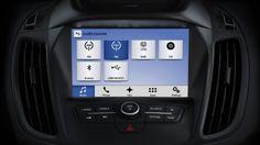 Ford KugaSYNC3, premium Sony system, with DAB radio
