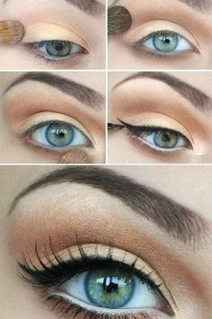 Works great for green eyes