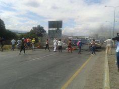 Protestas en Barquisimeto