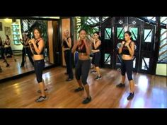 Boxer Babe 10 minute cardio workout with Tiffany Rothe - YouTube
