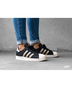 quality design 89bcf c87a2 Adidas New Superstar 80S W Core Black Supplier Colour Off White Off White  Trainers, Adidas