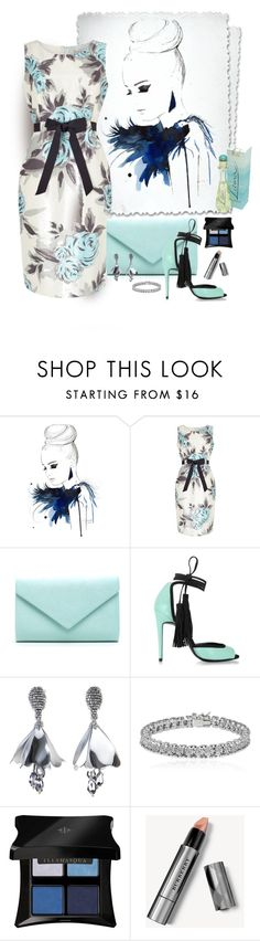 """""""Looking Forward to Spring"""" by ljano ❤ liked on Polyvore featuring Precis Petite, Pierre Hardy, Oscar de la Renta, Apples & Figs, Illamasqua, Burberry, Laura Biagiotti, Spring, floral and SpringStyle"""