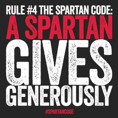 A Spartan Gives Generously Spartan Life, Spartan Women, Basketball Workouts, Basketball Quotes, Athlete Motivation, Fitness Motivation, Running Inspiration, Motivation Inspiration, Spartan Race Training
