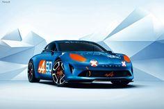 В этом году марка Alpine отмечает свое 60-летие. По случаю этой важной даты в компании Renault, которая является правоприемницей возрожденного бренда, был создан уникальный концепт-кар, который показали на гоночном кольце в Сарте, где в минувшие выходные проходил марафон «24 часа Ле-Мана».