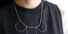 Collares de moda DIY