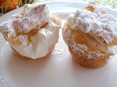 My Aunt Pat's famous cream puff recipe. THE best! If you have any doubt, just read the comments on the blog.