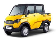 RECAP - #Eicher #Polaris #Multix #utility vehicle launched at INR 2.32 lakhs -