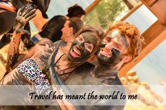 World's Biggest Travel Bloggers Tell What Travel Means to Them via @Margaret Lindeman