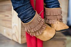 Suede Moccasins-I need these X2. Do they have them in adult sizes too?