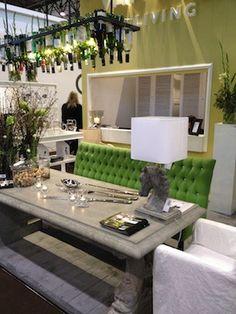 decadent table