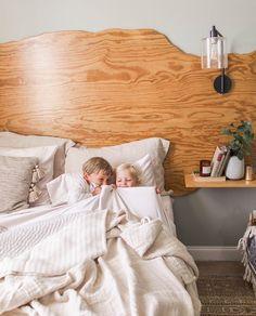 Cozy Garnet Hill bedding favorites and guest bedroom details.