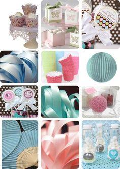 Pretty Pastel Wedding | DIY Weddings | CraftGossip.com
