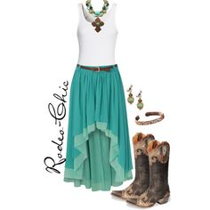 """""""No Place That Far"""" by rodeo-chic on Polyvore  #ATBFashionRoundup with @Akemi Blanchard Financial and @Michelle Flynn McCurrach"""