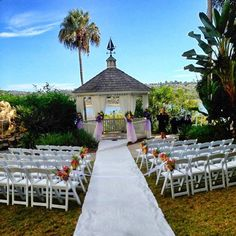 Beautiful venue display for a weekend wedding at the Newport Beach Marriott Bayview! #Wedding #Bride #Groom