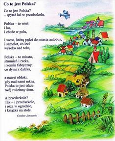 Learn Polish, Teacher Morale, Polish Language, Visit Poland, Preschool Kindergarten, Journal Prompts, Music Education, Primary School, Kids And Parenting