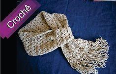 DIY - Crochê - Gola Ponto Fantasia (Passo a Passo) Parte 1.2