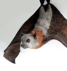 Needle felted animals by YvonnesWorkshop on Etsy• So Super... - >> secret…