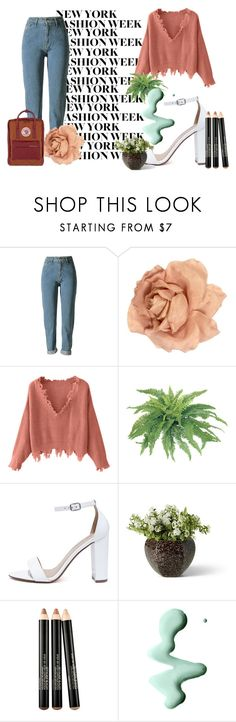"""Untitled #1732"" by cashtonlv on Polyvore featuring Chanel, My Delicious, Smashbox, Topshop and Fjällräven"