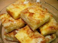 Lusta asszony rétese Hungarian Recipes, Churros, Sweet And Salty, Panna Cotta, French Toast, Muffin, Sweets, Breakfast, Food