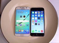 Galaxy S6 e iPhone 6 são jogados em água fervendo - http://www.blogpc.net.br/2015/04/Galaxy-S6-e-iPhone-6-sao-jogados-em-agua-fervendo.html #GalaxyS6 #iPhone6