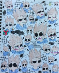 Give me all the Toms extra cute please Tomtord Comic, Eddsworld Memes, Toms, Eddsworld Comics, Fanart, Cute Art, Art Reference, Art Drawings, Character Design