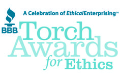 ICC Restoration & Cleaning Services is Named as a Finalist in the 2014 Better Business Bureau Torch Awards for Ethics! Read the News Here!