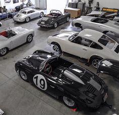 Emory Porsche Garage