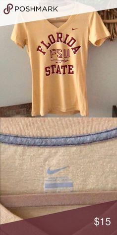 67a24ced Nike FSU shirt Size medium, nike fsu shirt. Nike Tops Tees - Short Sleeve