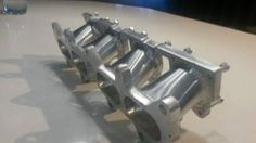 Inlet manifold that I want for individual throttle bodies
